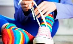 Как носить цветные носки: советы имидж-стилиста Лены Сороки