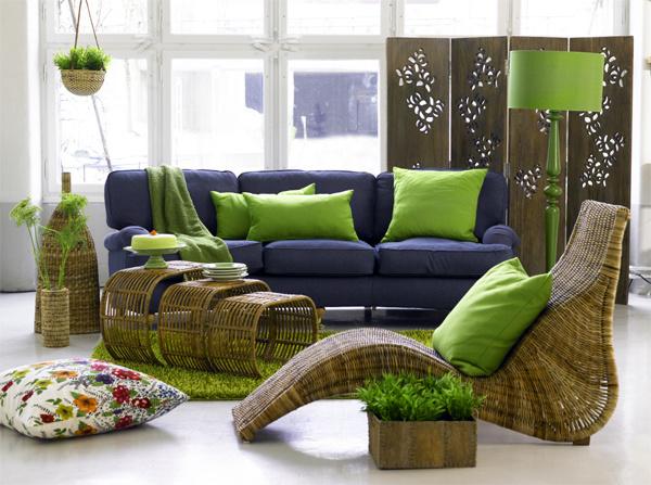 Как выбрать плетеную мебель
