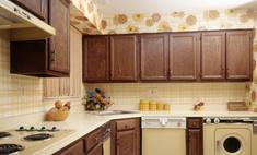 Как обновить кухонные шкафы своими руками