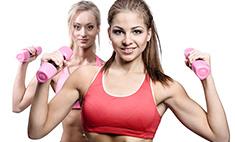 Самые красивые фитнес-леди Барнаула: выбери своего тренера!