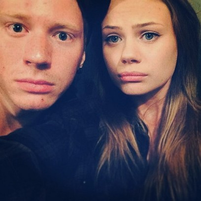 С Аленой Красновой