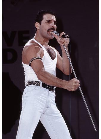 Смотреть Mr Bad Guy - Freddie Mercury онлайн
