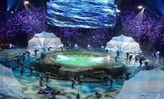 Первые фото с церемонии открытия ЧМ-2015 появились в сети