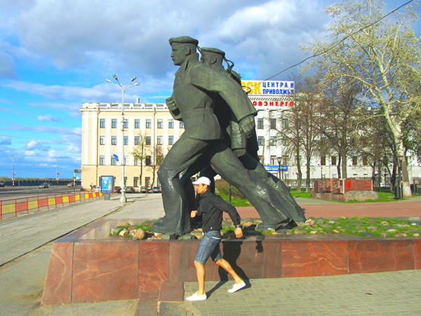 Памятник, Тоскано, Нижний Новгород