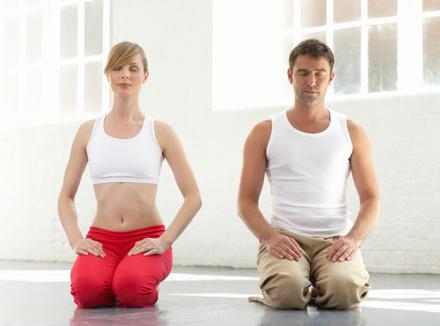 Иога и секс