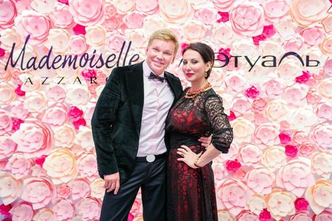 Звезды на презентации аромата Mademoiselle в Доме Спиридонова | галерея [1] фото [1]