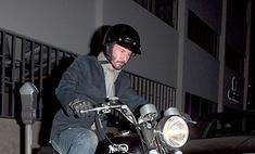Голливудские мужчины на мотоциклах. Фото