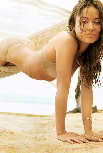 Оливия Уайлд - одна из самых привлекательных молодых голливудских актрис.