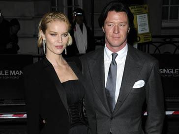 Ева Герцигова (Eva Herzigova) и Грегорио Марсия (Gregory Marsiaj) встречаются с 2001 года