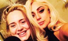 Леди Гага и Адель споют дуэтом?
