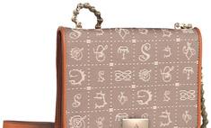 Lancel выпустил коллекцию сумок в честь жены Сальвадора Дали
