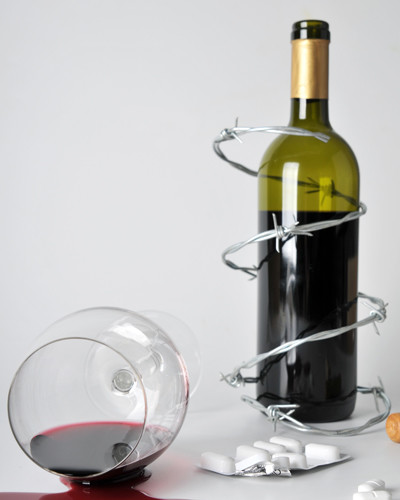 Даже малая доза алкоголя может стать смертельной.