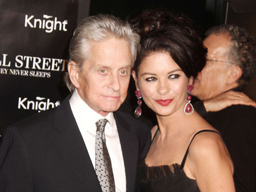 Майкл Дуглас, Michael Douglas, Кэтрин Зета-Джонс, Catherine Zeta-Jones