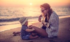 Каждые полчаса рядом с мамой делают ребенка умнее