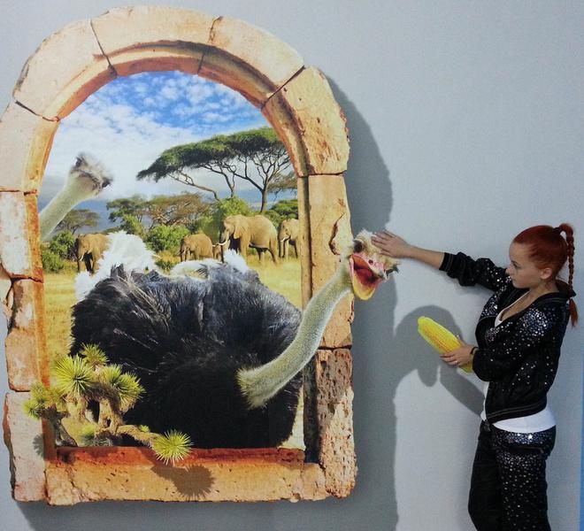 3D-выставка в Сочи