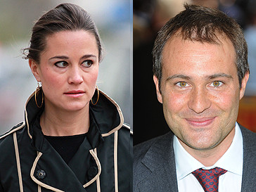 Пиппа Миддлтон (Pippa Middleton) и Бен Голдсмит (Ben Goldsmith)