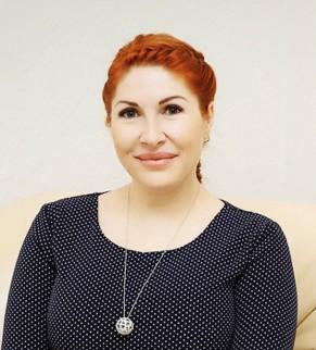 Алена Ал-Ас, психолог