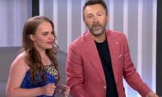 Школьница из Оренбурга спела «Лабутены» в эфире «Первого канала»