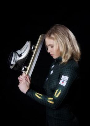 Омск, спорт, самые красивые спортсменки, Татьяна Бородулина