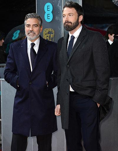 Бен Аффлек и Джордж Клуни