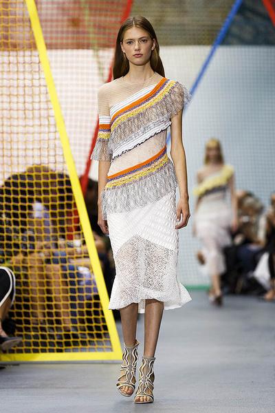 Неделя моды в Лондоне: день четвертый | галерея [3] фото [8]