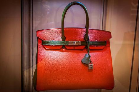 Первая выставка эксклюзивных сумок Hermès и винтажной одежды модных Домов в Москве | галерея [1] фото [3]