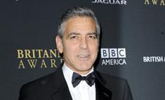 Джордж Клуни не боится стареть