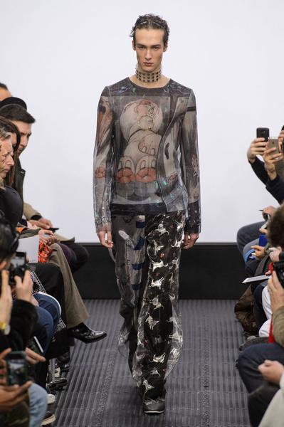 Неделя мужской моды в Лондоне: главные показы   галерея [3] фото [5]