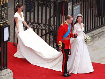 Кейт Миддлтон, королевская свадьба, принц Уильям, Сара Бертон