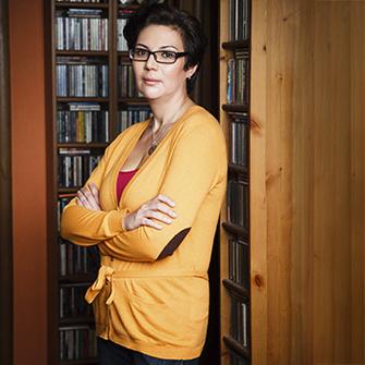 Александра Довлатова-Мечик, 38 лет, филолог, редактор, дочь писателя Сергея Довлатова