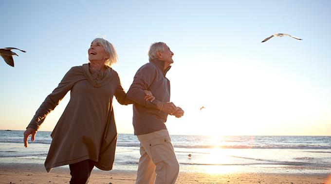 Как прожить вместе 41 год: советы от той, что смогла