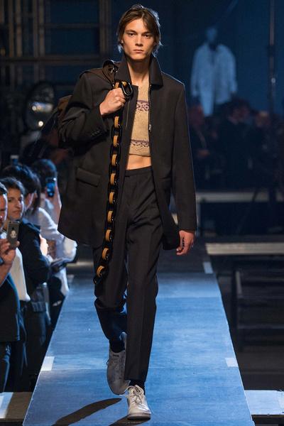 Неделя мужской моды в Париже: лучшие показы | галерея [2] фото [16]