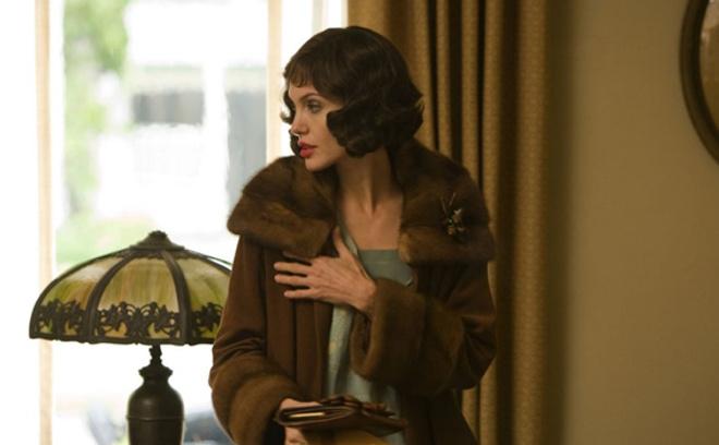 """Анджелина Джоли в фильме """"Подмена"""", 2008 год."""