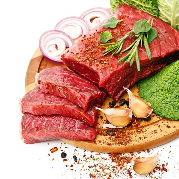 Избавить мясо от запаха