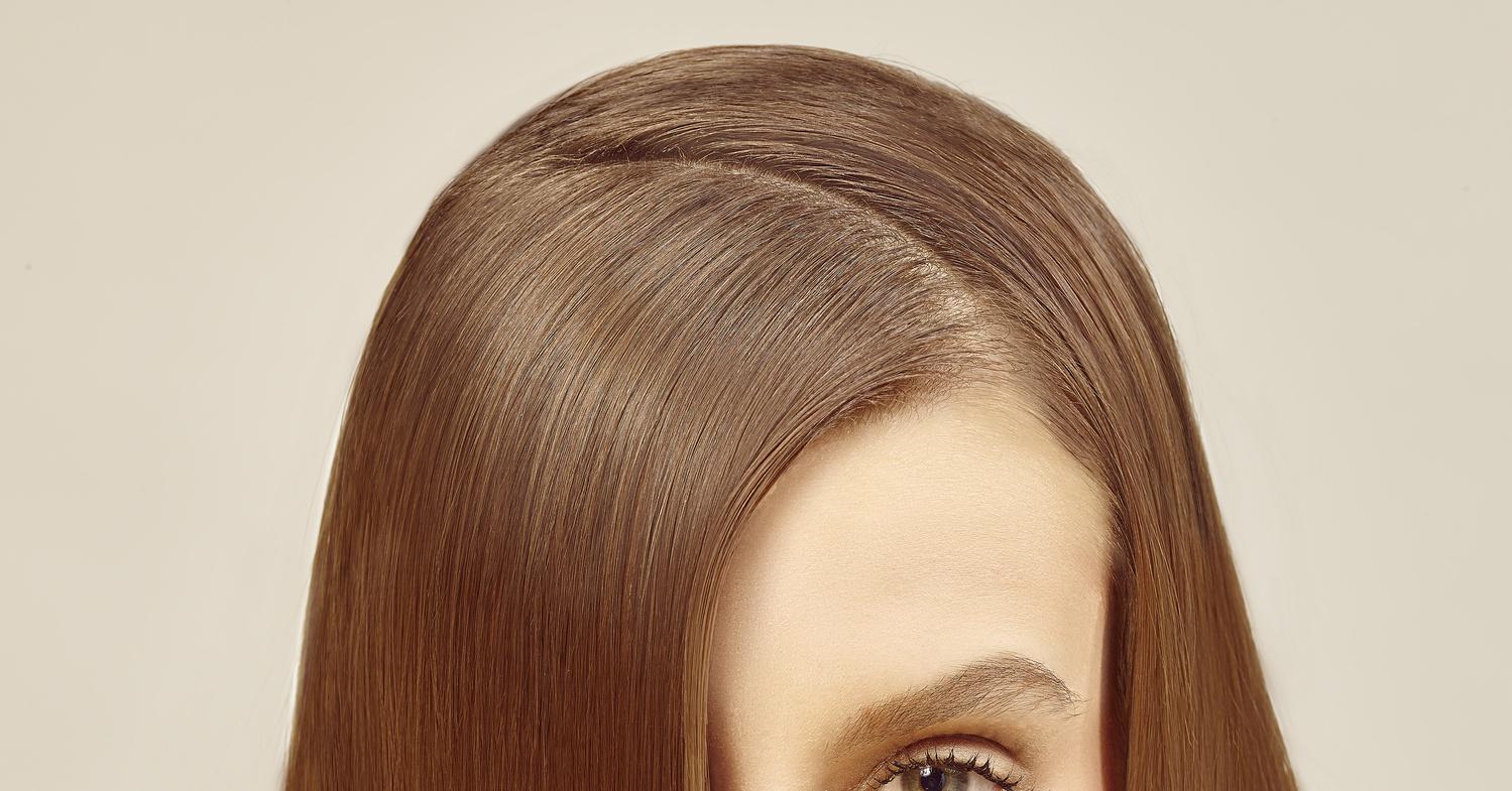 Как сделать стильный пробор в волосах - Woman's Day