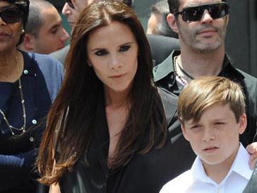 Виктория Бекхэм (Victoria Beckham) родила девочку