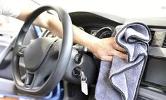 Как почистить салон автомобиля без визита в химчистку
