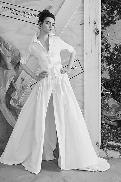 Лучшие коллекции Недели свадебной моды   галерея [7] фото [8]