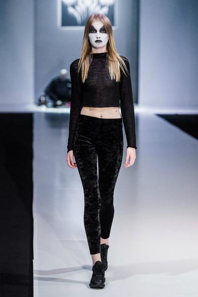 Молодые дизайнеры на Неделе моды в Москве | галерея [5] фото [2]
