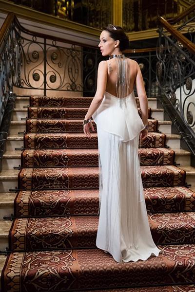 Евгения Гуслярова, свадебное фото