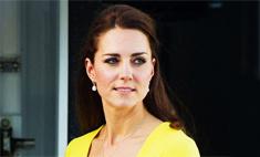 Кейт Миддлтон родит дочь