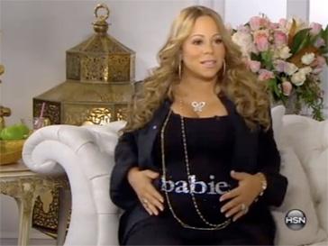 Mariah Carey, Мэрайя Кэри, беременность