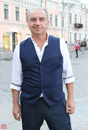 Владимир Шахрин, группа «ЧАЙФ», фото