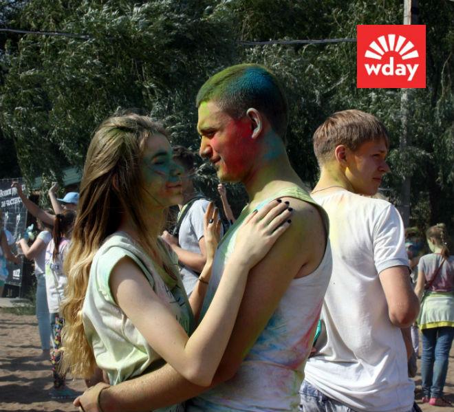 Омск, Фестиваль красок
