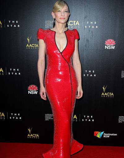 Кейт Бланшетт (Cate Blanchett), 2013 год
