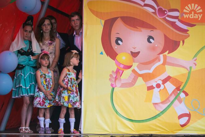 фестиваль близнецов в Уфе 2015