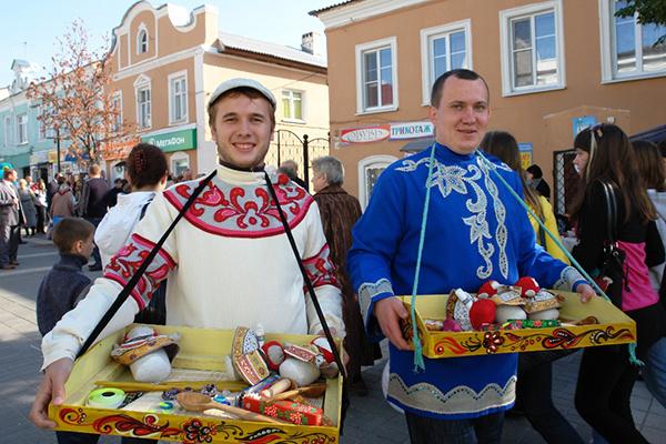 фестиваль Антоновские яблоки Елец