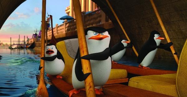Кино в Сургуте, Пингвины Мадагаскара