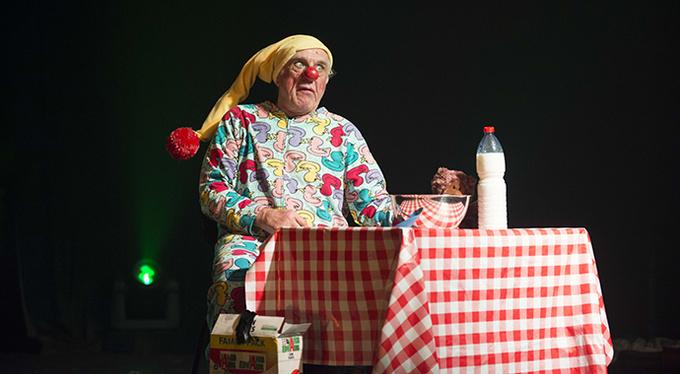6 правил оптимизма клоуна-учителя Славы Полунина