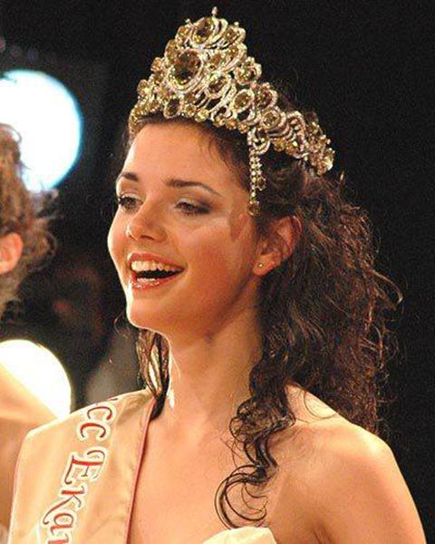 Дарья Дементьева, «Мисс Екатеринбург-2006»